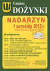 Koncert w Nadarzynie  – 01.09.2013